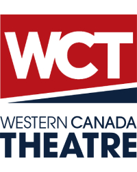 poster for Western Canada Theatre - Donations